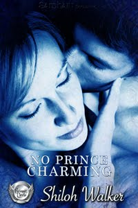 No Prince Charming eBook Cover, written by Shiloh Walker