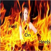 Hell On Heels eBook Cover, written by Dou7g and Amanda Lash