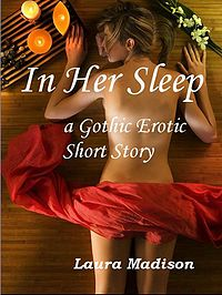 In Her Sleep eBook Cover, written by Laura Madison