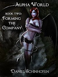 Forming the Company eBook Cover, written by Daniel Schinhofen