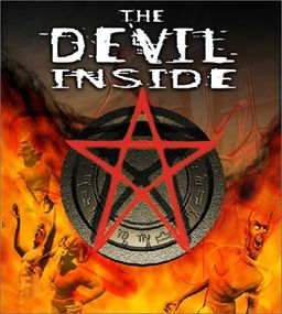 US Box cover for The Devil Inside