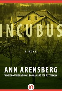 Incubus eBook Cover, written by Ann Arensberg