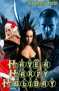 Have A Harpy Holiday eBook Cover, written by Stephani Hecht