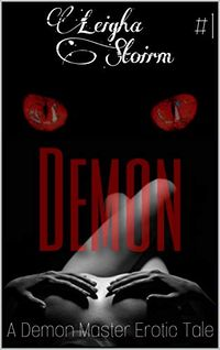 Demon eBook Cover, written by Leigha Stoirm