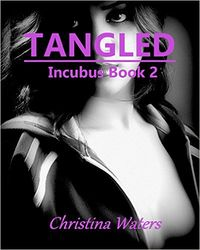 Tangled eBook Cover, written by Christina Waters