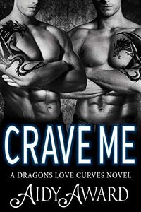Crave Me eBook Cover, written by Aidy Award