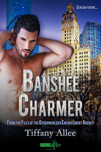 Banshee Charmer Revised eBook Cover, written by Tiffany Allee