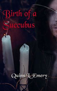 Birth of a Succubus eBook Cover, written by Quinn L. Emery