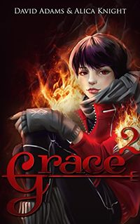 Grace 2 eBook Cover, written by David Adams