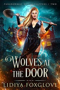 Wolves at the Door eBook Cover, written by Lidiya Foxglove