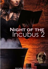 Night of the Incubus 2 eBook Cover, written by Moxie Morrigan