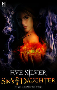 Sin's Daughter eBook Cover, written by Eve Silver