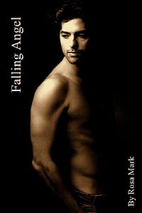 Falling Angel eBook Cover, written by Rosa Mark