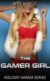 The Gamer Girl eBook Cover, written by Wes Havoc