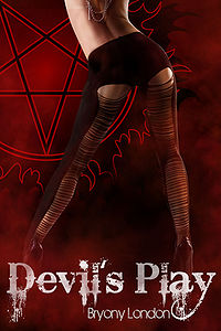 Devil's Play eBook Cover, written by Bryony London
