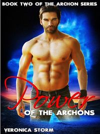Power of the Archons eBook Cover, written by Veronica Storm