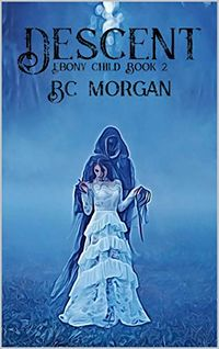 Descent eBook Cover, written by B C Morgan