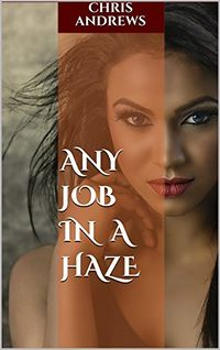 Any Job In A Haze eBook Cover, written by Chris Andrews