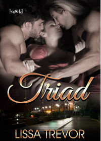 Triad eBook Cover, written by Lissa Trevor