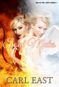 Soul Mates eBook Cover, written by Carl East
