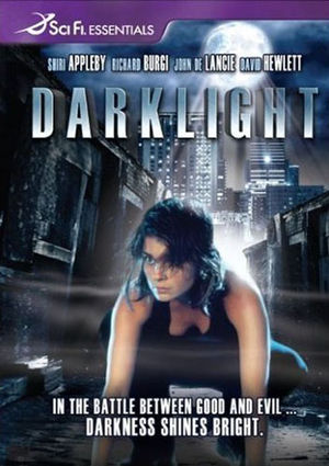 Darklight DVD Movie Cover