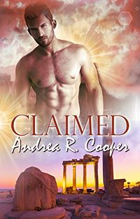 Claimed eBook Cover, written by Andrea R. Cooper