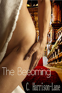 The Becoming eBook Cover, written by C. Harrison-Lane