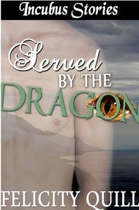 Incubus Stories: Served by the Dragon eBook Cover, written by Felicity Quill