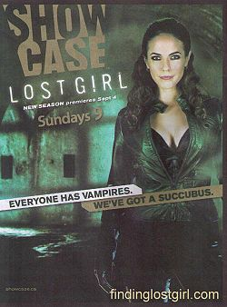Lost Girl (TV Series) - The Wiki of the Succubi - SuccuWiki