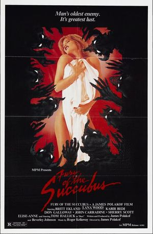 Fury of the Succubus Movie Poster