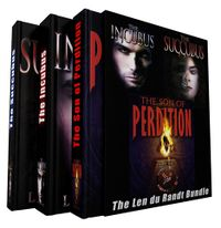 The Incubus, Succubus and Son of Perdition Box Set eBook Cover, written by Len du Randt