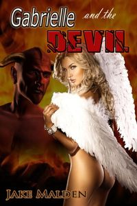 Gabrielle and the Devil eBook Cover, written by Jake Malden