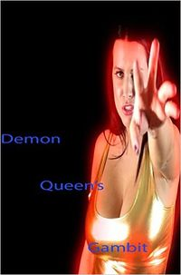 Demon Queen's Gambit eBook Cover, written by Dou7g and Amanda Lash