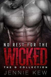 No Rest for the Wicked eBook Cover, written by Jennie Kew