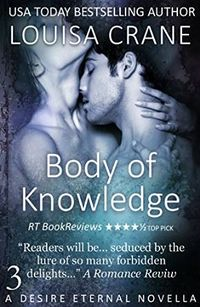 Body of Knowledge eBook Cover, written by Louisa Crane