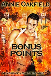 Bonus Points eBook Cover, written by Annie Oakfield