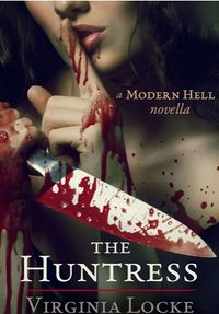 The Huntress eBook Cover, written by Virginia Locke