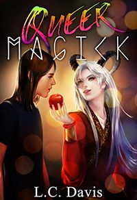 Queer Magick eBook Cover, written by L.C. Davis