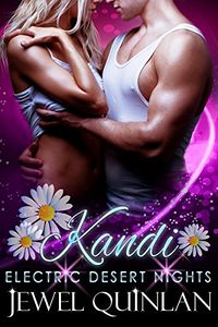 Kandi eBook Cover, written by Jewel Quinlan