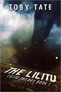 The Lilitu eBook Cover, written by Toby Tate