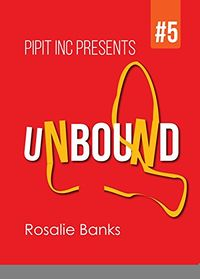 Unbound #5: Swift Shadows eBook Cover, written by Rosalie Banks