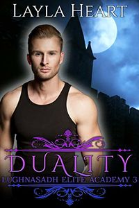 Duality eBook Cover, written by Layla Heart