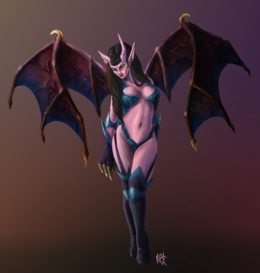 Succubus by Manidiforbice » A Succubi's Tale