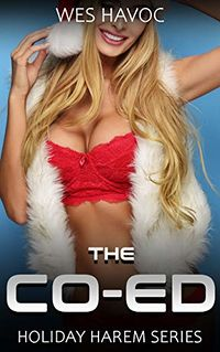The Coed eBook Cover, written by Wes Havoc