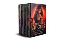 Lilith And Her Harem Books 1-4: Those Wild Angels Boxed Set eBook Cover, written by May Dawson