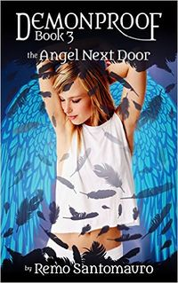 The Angel Next Door eBook Cover, written by Remo Santomauro
