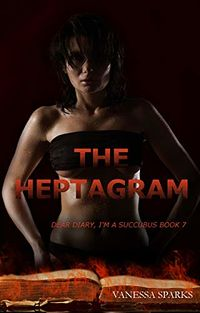 The Heptagram eBook Cover, written by Vanessa Sparks
