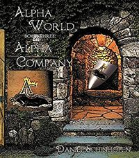 Alpha Company eBook Cover, written by Daniel Schinhofen