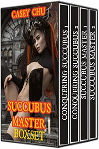 Succubus Master: The Boxset eBook Cover, written by Casey Chu