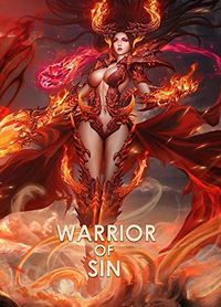 Warrior of Sin eBook Cover, written by Kyle Legend